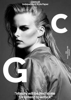 Hair & Makeup: Ilona de Leeuw @ Angelique Hoorn Management Job: Glamcult Photo: Marco van Rijt