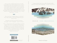 design Ben Anslow Book Jacket, Book Cover Design, Book Covers, Fence, Layout, Illustration, Books, Beautiful, Beauty