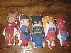 Baby Super Hero's