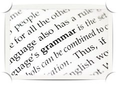 The Most Important Grammar Rules All Bloggers Need to Know  http://www.moneytized.com/most-important-blogger-grammar-rules/