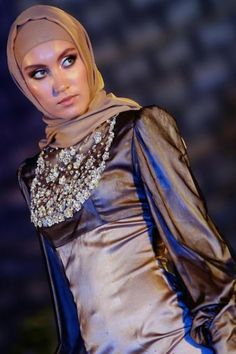 Beautiful Ramadan and Eid Abaya Fashion - Gul Ahmed, Firdous Lawn, Sana Safinaz, Swiss Lawn Islamic Fashion, Muslim Fashion, Fashion Cover, Fashion Show, Abaya Designs Latest, Islamic Clothing, Abaya Fashion, Muslim Women, Modest Dresses