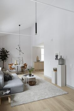 Homes to Inspire | Interesting Lines   a Cosy Vibe