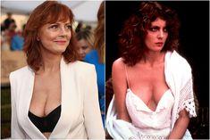 Curvy Celebrities, Beautiful Celebrities, Beautiful Actresses, Celebs, Susan Sarandon Hot, Red Heads Women, The Lovely Bones, Us Actress, Thin Skinny