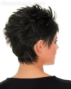The back of the wonderful stunning hairstyle is tapered into the nape, with layers cut all the way up and round the sides forming the excellent look. The short side-swept haircut is ideal for special occasion. The short brilliant style is quite simple to re-create. Styling Steps Trim the hair from the side and create[Read the Rest]