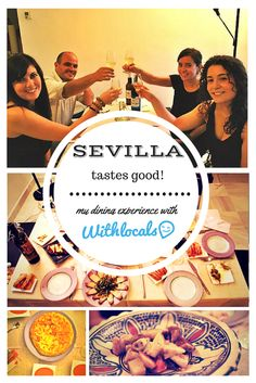 Sevilla tastes good: my dining experience with Withlocals — Ani Anywhere