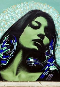 Street Art by El Mac - A Collection - Street Art Utopia Street Art Utopia, Street Art Banksy, Graffiti Art, Les Stickers, Hip Hop Art, Calligraphy Art, Islamic Calligraphy, Pics Art, Urban Art