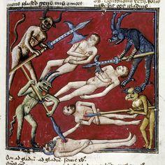 Livre de la Vigne nostre Seigneur, France ca. 1450-1470 (Bodleian Library, MS. Douce 134, fol. 122r )