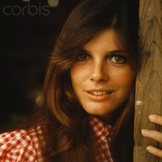 American Actress Katharine Ross, 1968