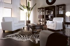 Try this simple update budget living room design ideas without spending a dime. These affordable home decor ideas for living room will help you refresh your space with your style personality Living Room On A Budget, Living Room Decor, Interior Rugs, Interior Design, Room Interior, Corridor Design, Dark Furniture, Cow Hide Rug, Living Room With Fireplace