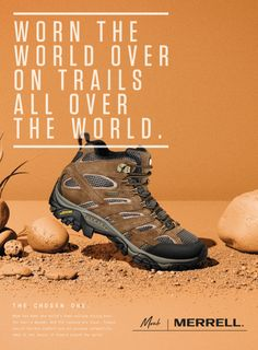Sports Advertising, Hiking Boots, Shoes, Fashion, Walking Boots, Moda, Shoes Outlet, Fashion Styles, Shoe