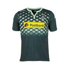 Kappa Borussia Mönchengladbach Trikot Home 2013//2014 Kinder weiß grün NEU
