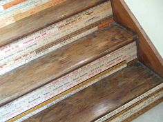 yard stick stairs