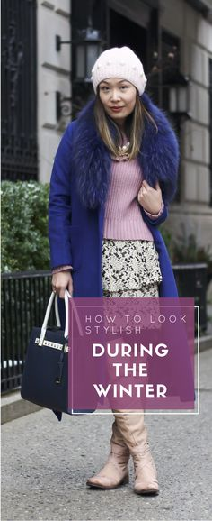 How to look stylish during the Winter, winter layering tips, winter clothing essentials. See the post on www.layersofchic.com