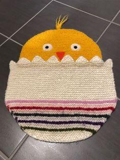 NYHETER - www.tilnytteogglede.com Seat Pads, Crochet Hats, Beanie, Knitting, Knitting Hats, Tricot, Breien, Stricken, Weaving