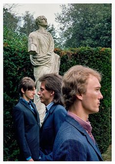 Le foto dei The Jam a Chiswisk Park nel 1980 Music Jam, Good Music, The Style Council, Nina Hagen, Paul Weller, Rock News, Modern Dance, Classic Rock, Back In The Day