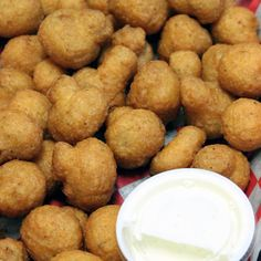 Batter Fried Mushrooms Recipe | Key Ingredient