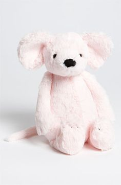 Jellycat Stuffed Animal - My granddaughter has quite a few of these and LOVES them! I also give them as gifts to other babies, and they LOVE them too!