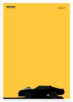 Road Movies Poster Series By Marcin Plonka