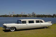 1959 Cadillac Limousine.