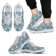 Llama Pattern Sneaker