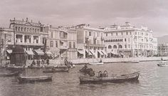 Thessaloniki, Greece, The Past, Louvre, History, City, Painting, Beautiful, Ghosts