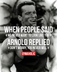 Think Yourself Fit and Lean with these 27 #Fitness #Motivational #Quotes lol