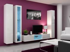 Modern Wall Units for Living Room . Modern Wall Units for Living Room . Living Room Fun Living Room Paint Ideas Rize Studios with Living Room Wall Units, Living Room Images, Living Room Modern, Living Room Designs, Living Room Decor, Small Living, Decor Room, Bedroom Decor, Bedroom Tv