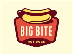 25 Cool & Creative Fast Food & Drink Logos For Inspiration