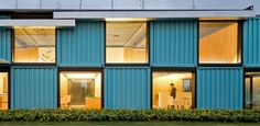 Container Sale Office by Atelier XÜK, Shanghai – China » Retail Design Blog