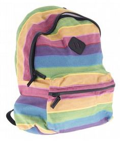 On Sale Vans Wild Thing Backpack Multi Stripe - Womens up to 45% off. FREE shipping over $50.