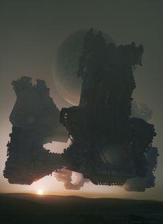 Rogue Telemetry - noisy-pics:   Photo Shoot on Mars Base 017 by...