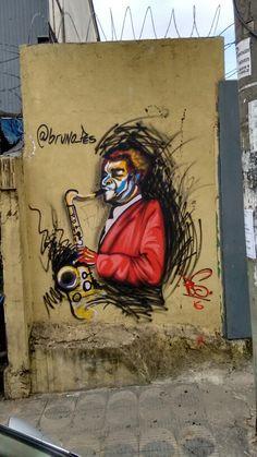 Pixinguinha - Graffiti BH