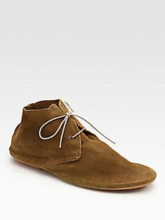 Anniel - Suede Ankle Boots