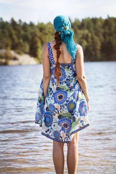 Gudrun Sjödéns Sommerkollektion 2014 - Lassen Sie sich auch von der Mode von Gudrun Sjödén faszinieren. Mehr unter: www.gudrunsjoeden.de