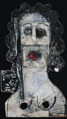Mikhail Gubin, Sculptures, New York, art, artist, sculptor, painter, photographer, collage, assemblage, abstract, surreal, mixed media, oil on canvas, 3D, collage, flat, painting, objects, drawings - gubinart.com by Mikhail Gubin