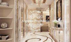 Дизайн квартир - «Дизайн-проект интерьера квартиры в стиле ар-деко в г. Сургут» - фото 2018