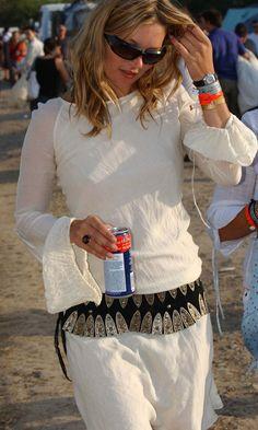 Kate Moss festival fashion