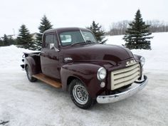 1953 GMC 1500 I love this truck