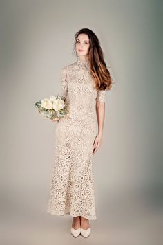 15 Stunning Alternatives to Wedding White | OneWed