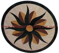 Marble medallions, natural stone medallions marble medallions pattern mosaic patterns