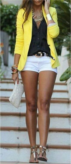 Fresh in yellow!