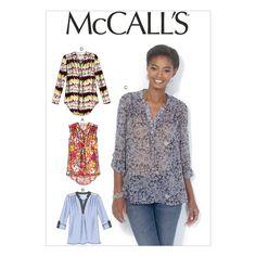 Mccall's Patterns MC7094 Y XS/s/M pour femme Tailles