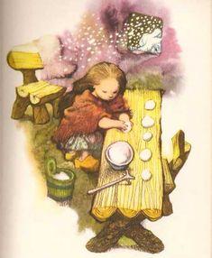 Children's Literature, Animation Film, Childrens Books, Illustrators, Fairy Tales, Buddha, Delicate, Teddy Bear, Watercolor