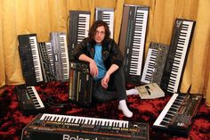 With a career of more then 15 years which started with his first album Space Force (on cassette tape), Danny Wolfers alter ego Legowelt is one of the Netherlands most important but also stable sources of West Coast Sound electro.