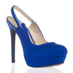 love this blue...