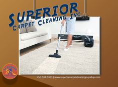 At Superior Carpet Cleaning Inc., we have our revolutionary process of carbonation, that creates effervescent bubbles, to get deep into the carpet to remove dirt to the surface for removal. Unlike steam and shampoo methods, we do use no chemicals or harsh soaps and detergents. Your carpets will stay clean twice as long since there is no sticky residue left behind that attracts dirt. Odor Remover, How To Clean Carpet, Soaps, Carpets, Shampoo, Bubbles, Surface, How To Remove, Deep