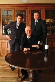 During the Middle Ages, the hilltop towns of La Morra and Barolo fiercely disputed who controlled the prime vineyard lands of Cerequio, one of the most prestigious of Barolo's crus, or most important parcels of land.  Today there is no doubt.  Michele Chiarlo, along with his sons Stefano and A