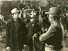 """Major Tetley (Frank Conroy): """"This is only slightly any of your business, my friend. Remember that."""" // Gil Carter (Henry Fonda): """"Hangin' is any man's business that's around."""" -- from The Ox-Bow Incident (1943) directed by William A. Wellman"""