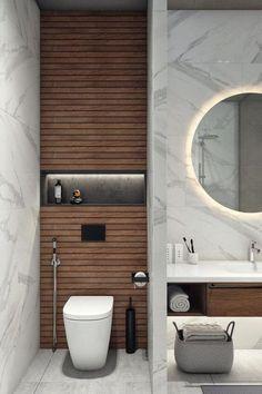Washroom Design, Bathroom Design Luxury, Bathroom Layout, Modern Bathroom Design, Bathroom Ideas, Bathroom Organization, Modern Toilet Design, Toilet Tiles Design, Toilet And Bathroom Design