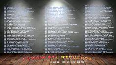 Cumbias del Recuerdo   100 Temas 90  2000